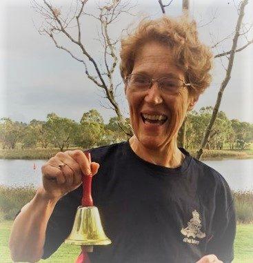 Meet Rev Angie Griffin, Uniting Church Australia