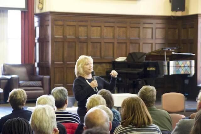 Dr Holly Allen Highlights, Uniting Church Australia