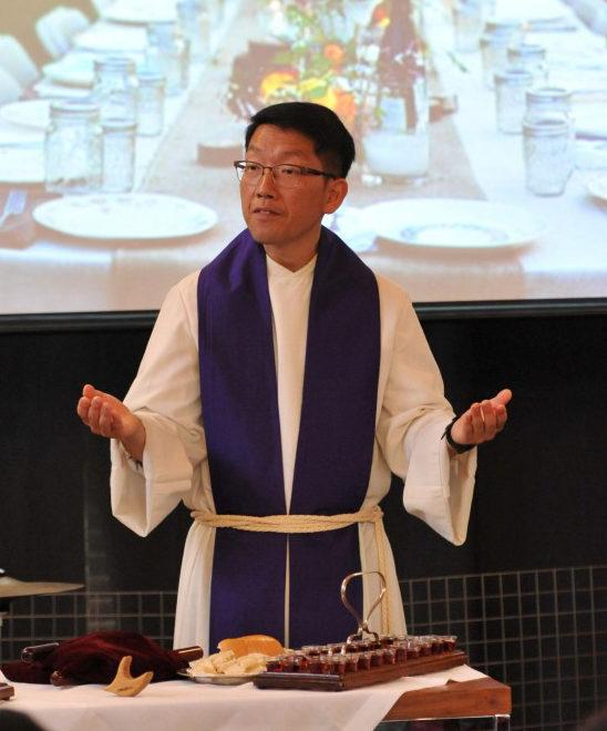 Get to know Rev. Seung Jae Yeon, Uniting Church Australia
