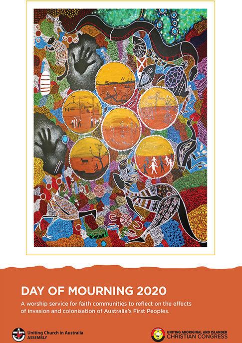 Day of Mourning, Uniting Church Australia