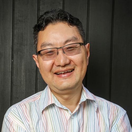 Robin Yang, Uniting Church Australia
