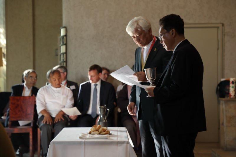 United for peace on the Korean Peninsula, Uniting Church Australia