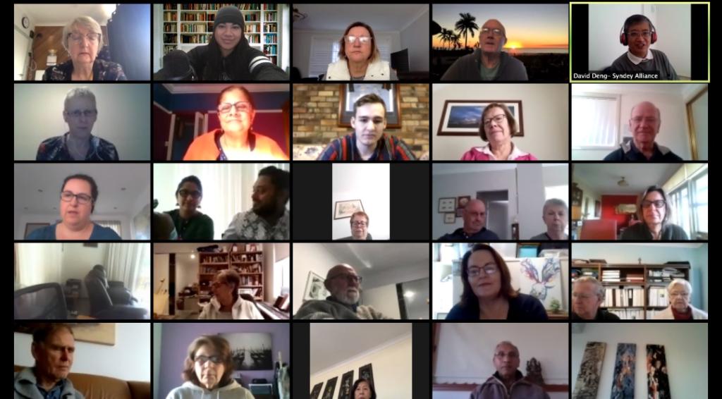Voices for Power, Uniting Church Australia