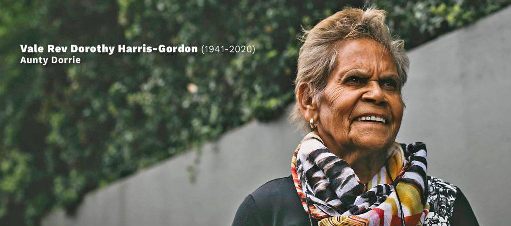 Pastoral Letter – Rev. Dorothy Harris-Gordon (1941-2020), Uniting Church Australia