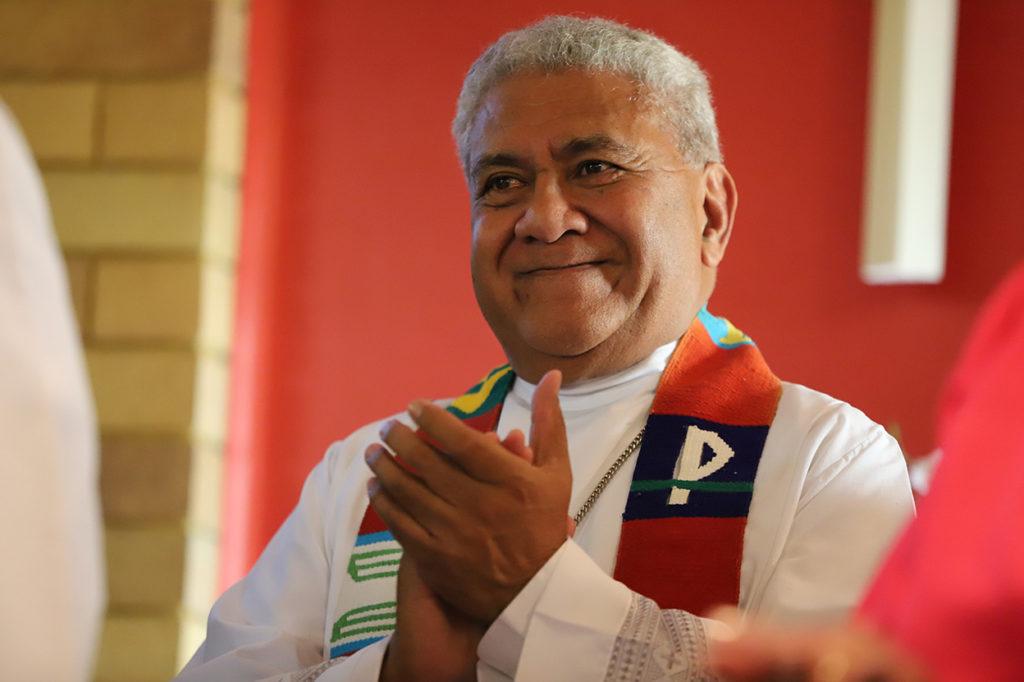Meet Rev. Jason Kioa, Uniting Church Australia