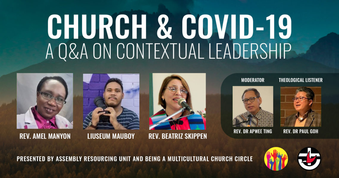 Church and Covid Contextual Leadership Banner