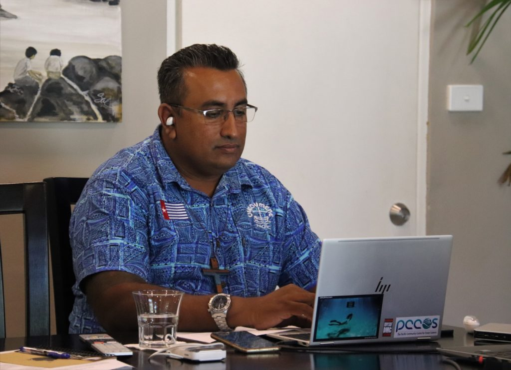 Pacific Conference of Churches – Leaders' Meeting, Uniting Church Australia