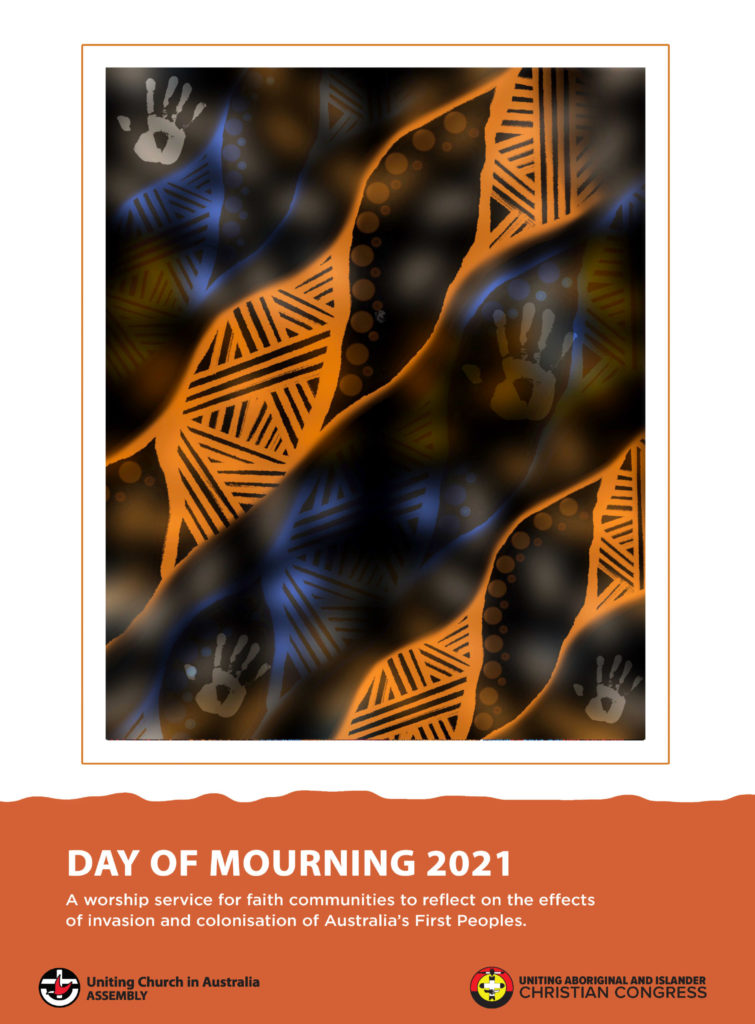 Day of Mourning 2021, Uniting Church Australia