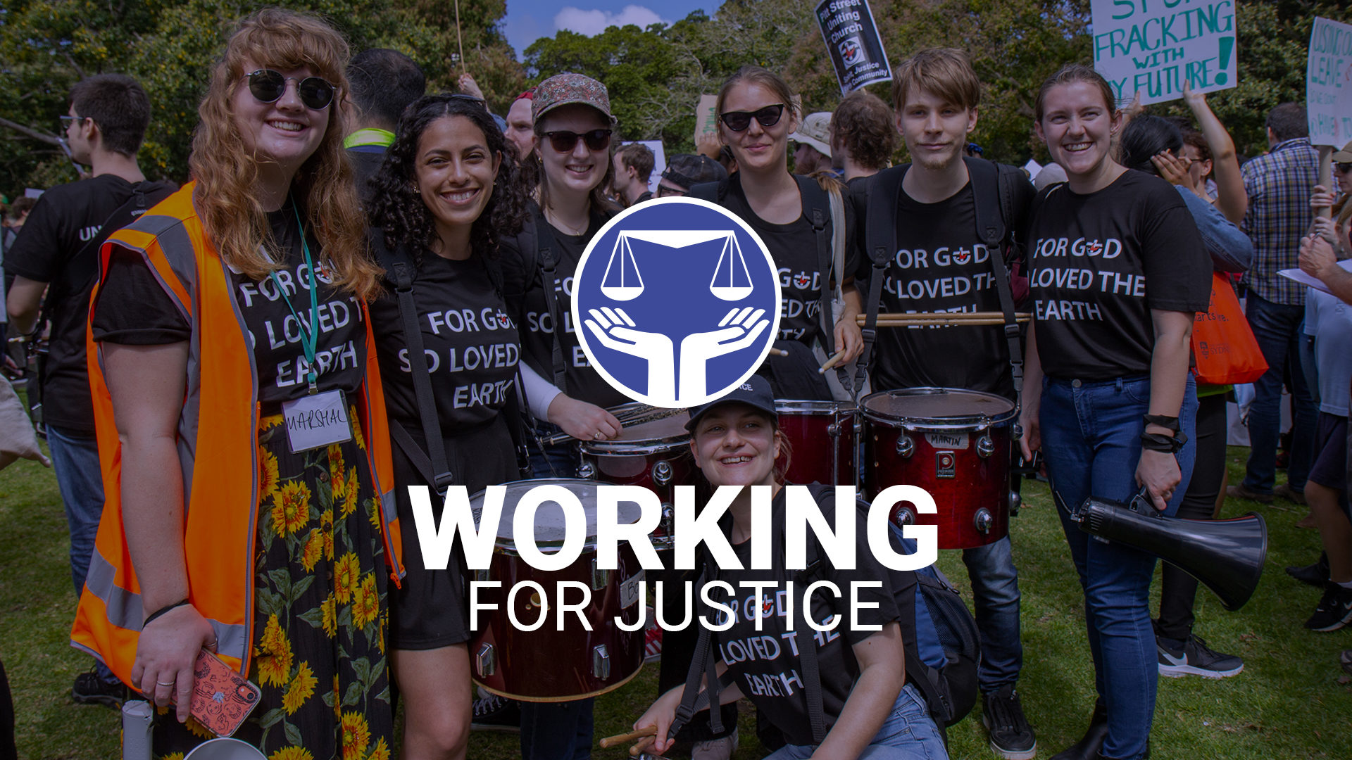 Working for Justice Welcome Pack, Uniting Church Australia