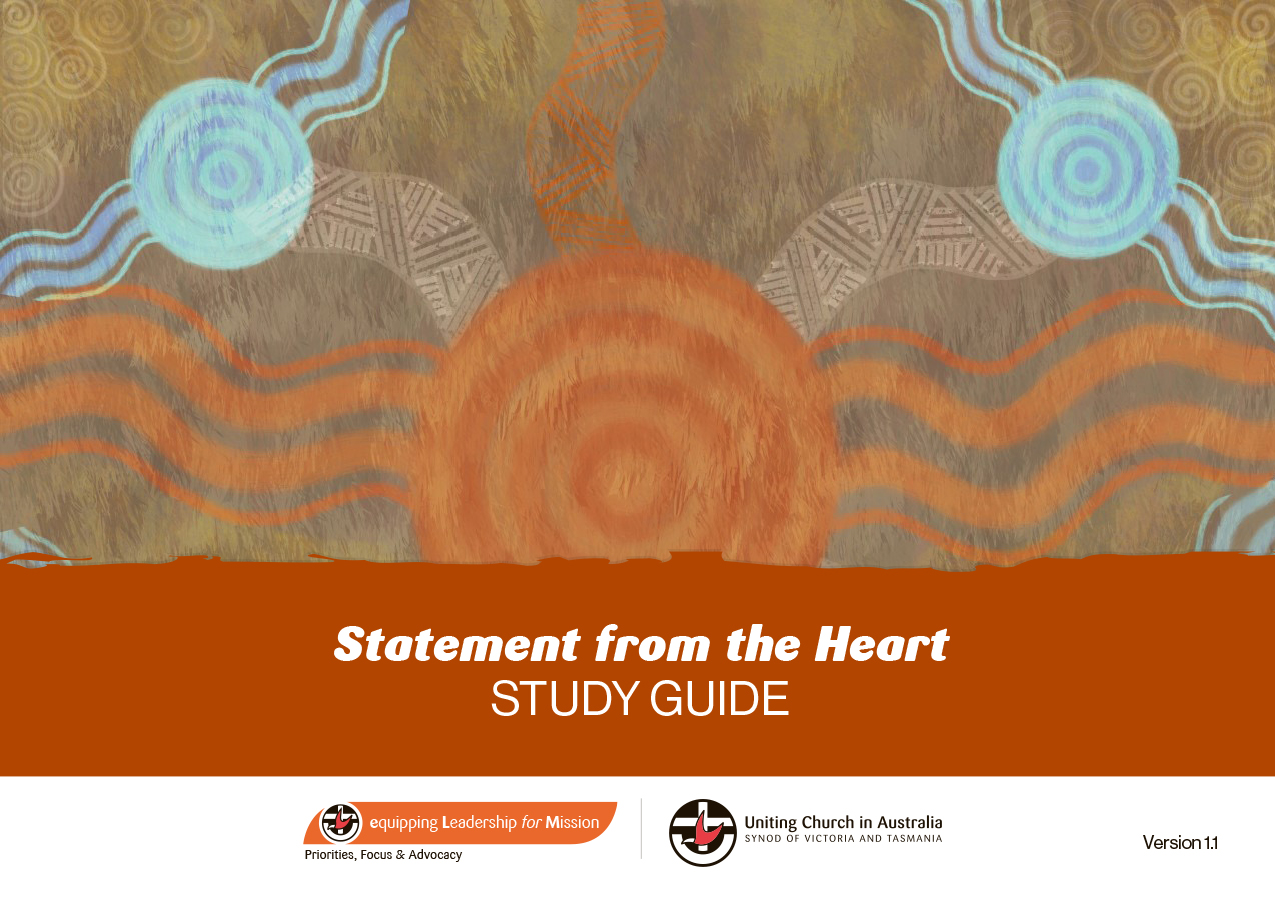 Statement from the Heart Study Guide, Uniting Church Australia