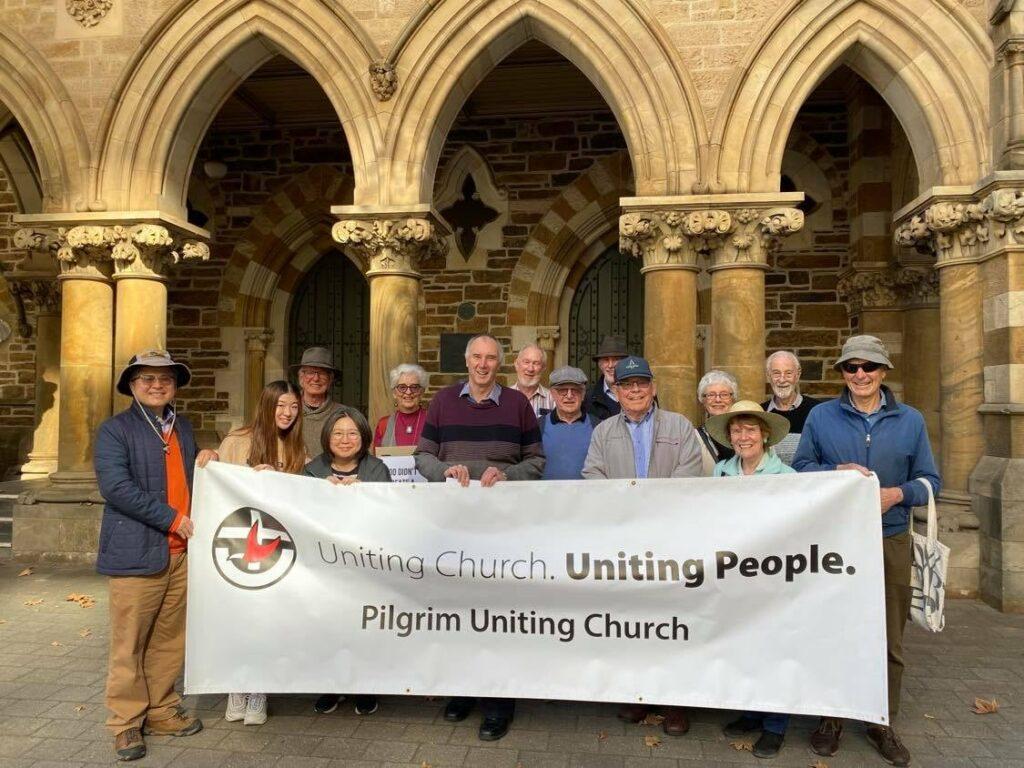 uniting4climate, Uniting Church Australia