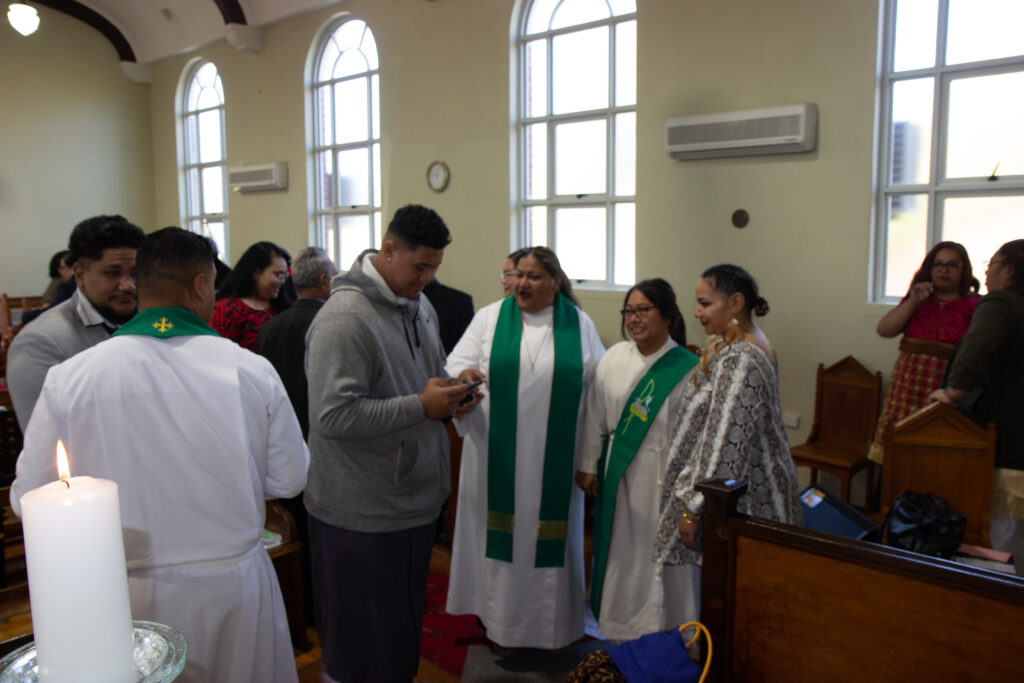 TNC goes online, Uniting Church Australia