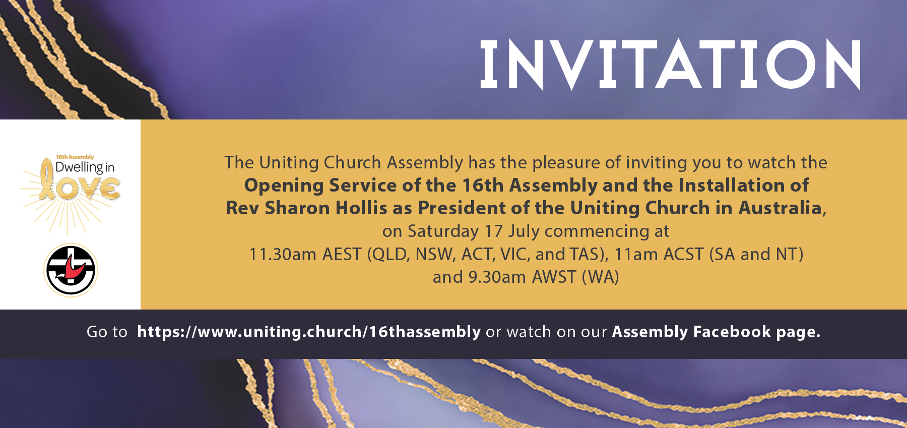 Leading with creativity and hope, Uniting Church Australia