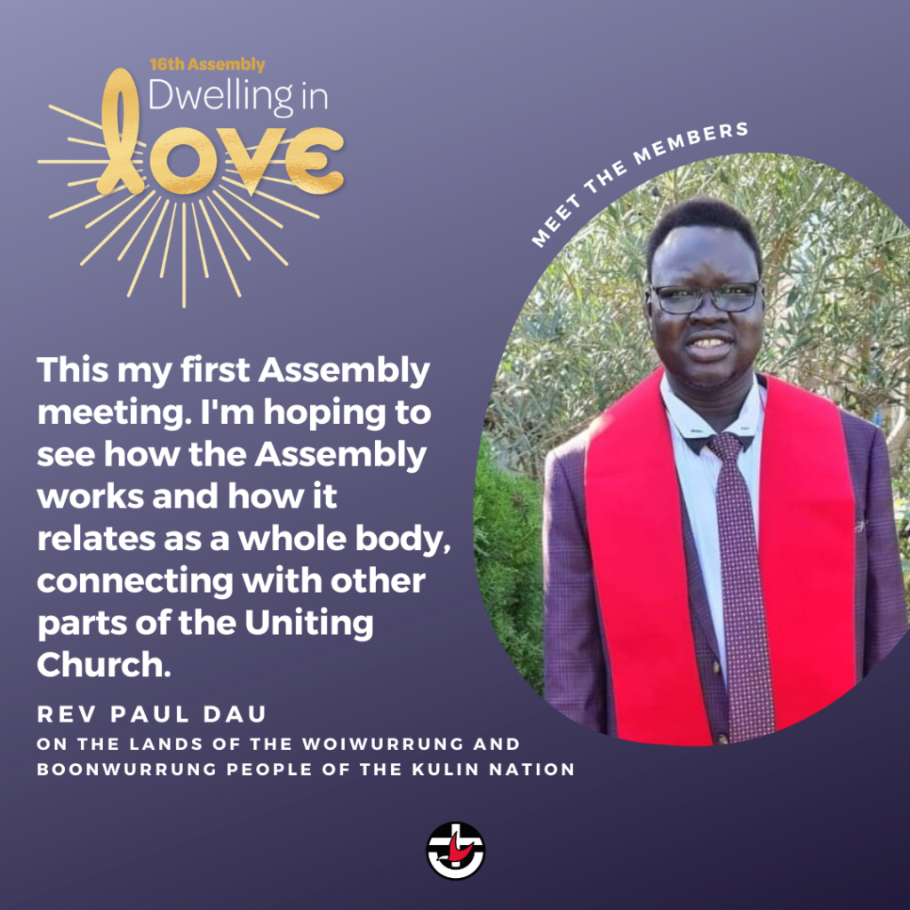 Meet the members of the 16th Assembly, Uniting Church Australia
