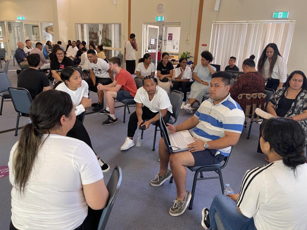 Three takes on an Intergenerational Church, Uniting Church Australia